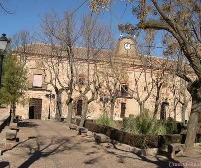 Convento de la Orden de San Agustín en Fuenllana