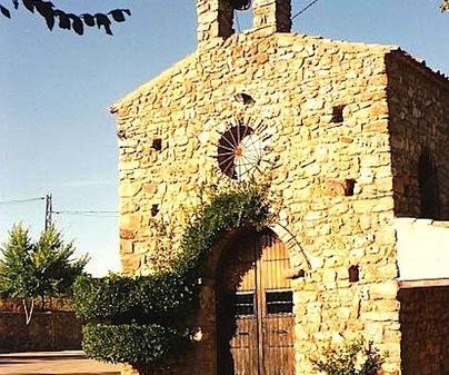Ermita de la Virgen de Mairena en la Puebla del Príncipe