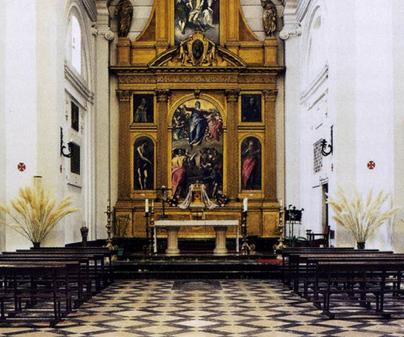 Museo-Convento de Santo Domingo el Antiguo