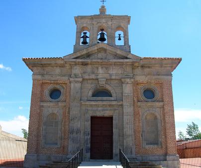 Iglesia de la Purísima Concepción Almuradiel