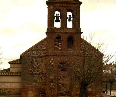 Iglesia de la Inmaculada Concepción en Cañada de Calatrava
