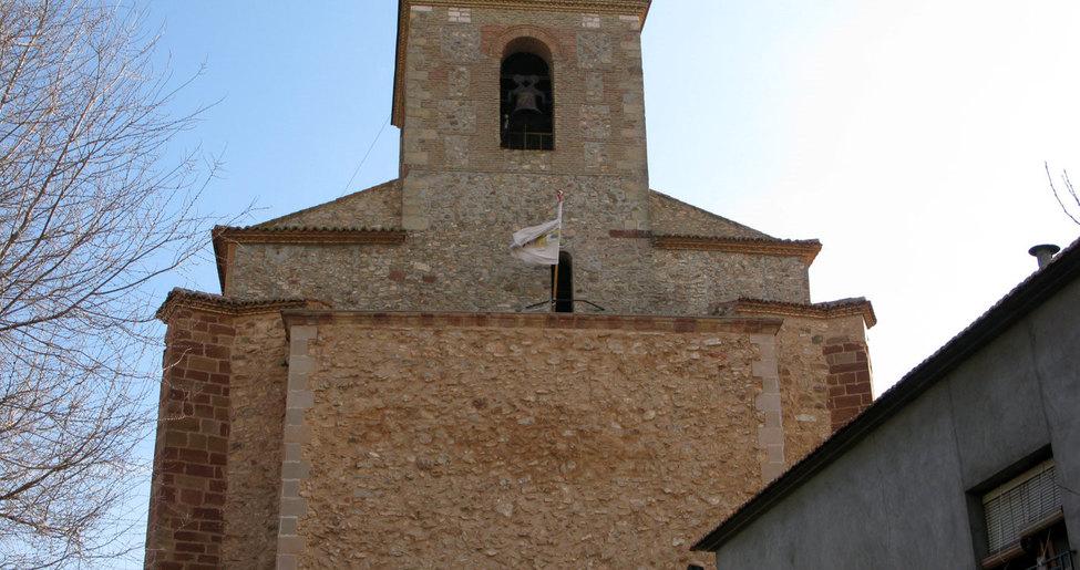 Iglesia de Santiago el Mayor en Membrilla