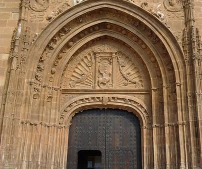 Iglesia de Santiago el Mayor en Torrenueva