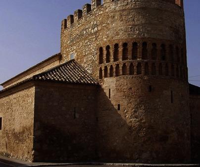 Iglesia fortificada Nuestra Señora de las Angustias