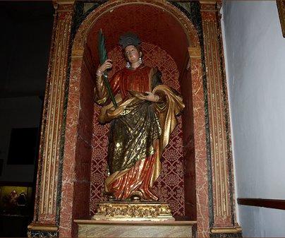 Museo Convento de Santa Úrsula