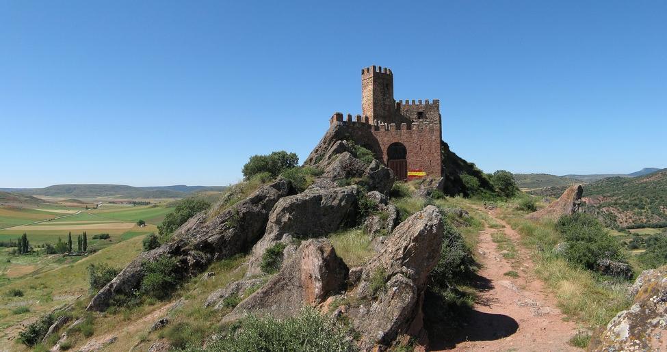 Castillo de Riba de Santiuste