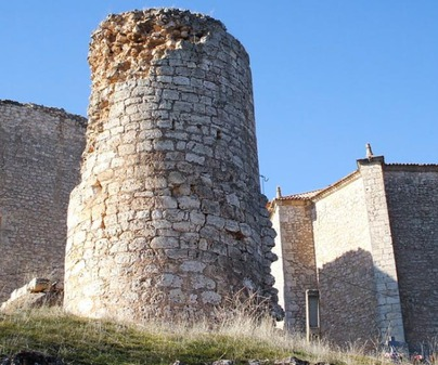 Castillo de Valfermoso de Tajuña