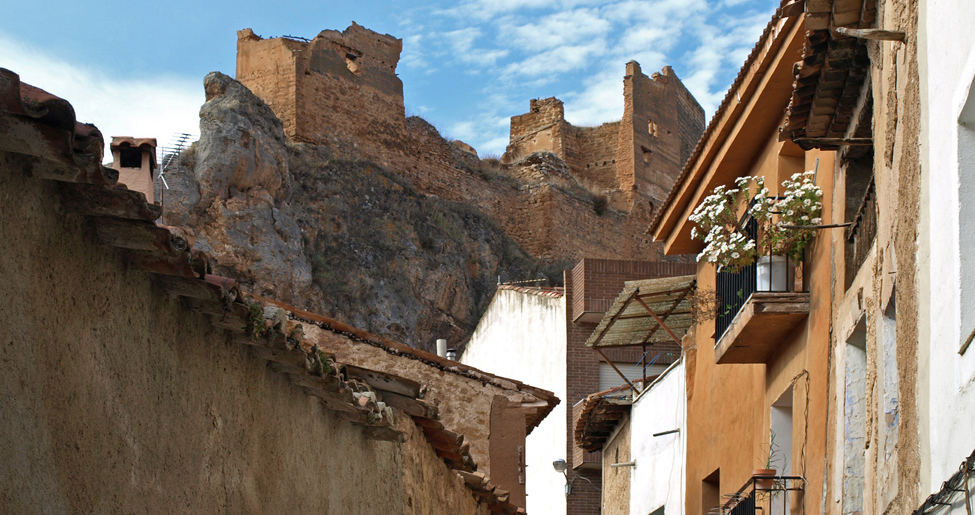 Visita castillo de villel de mesa tclm for Villel de mesa