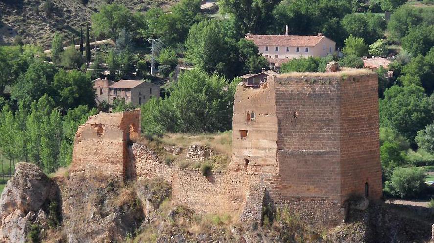 Alrededores de castillo de villel de mesa tclm for Villel de mesa