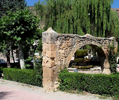 Alrededores de castillo de establ s tclm for Villel de mesa