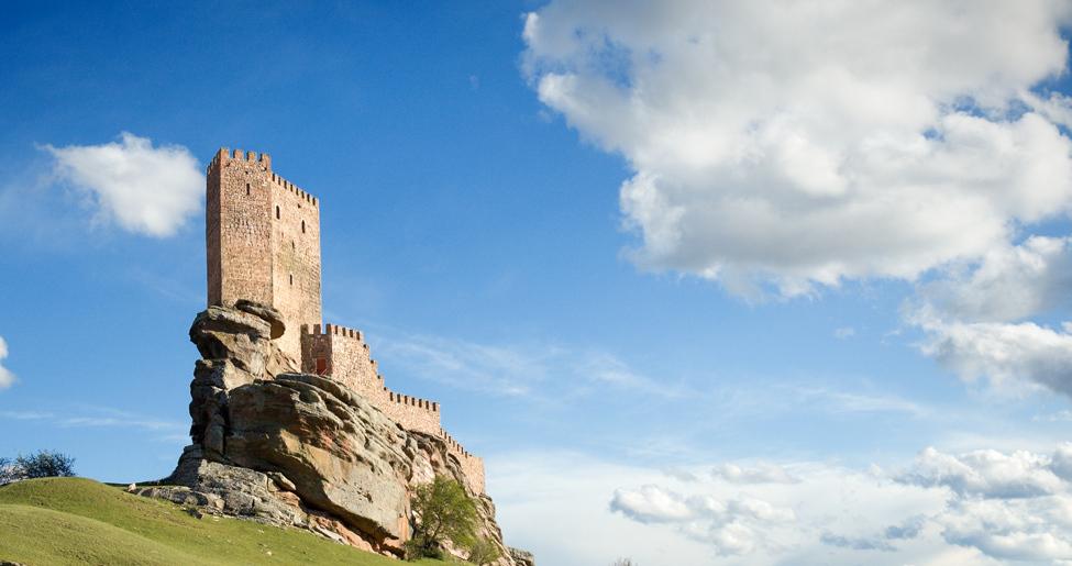 castillo de zafra turismo