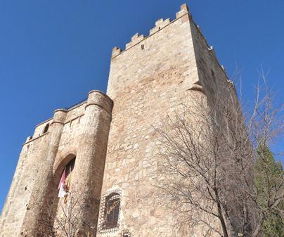 Castillo de Manzaneque