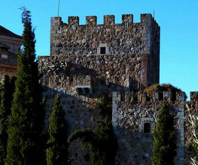 Castillo de Mascaraque