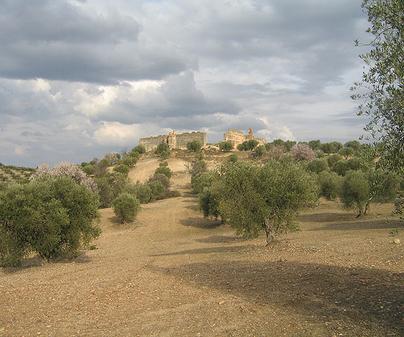 Castillo de Villalba