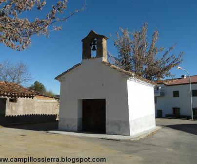 Ermita de Ntra. Señora del Pilar de Altarejos en Campillos-Sierra