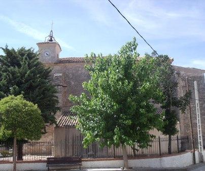 Ermita de la Virgen de la Cuesta en Huelves