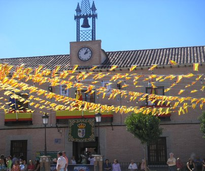 Iglesia renacentista de Domingo Pérez