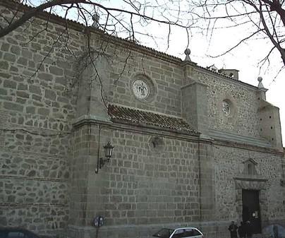 Iglesia parroquial de Santa María Magdalena de Menasalbas