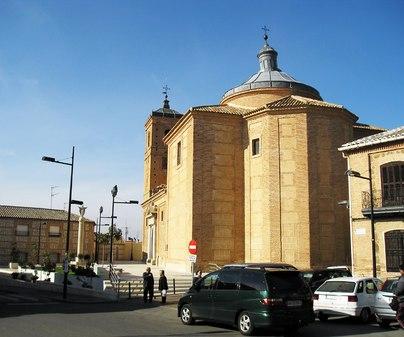 Iglesia de San Pedro y San Pablo en Polán