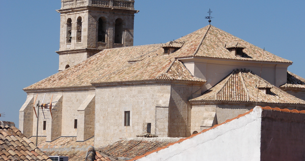 Iglesia de San Bartolomé Apóstol en Villarrubia de Santiago