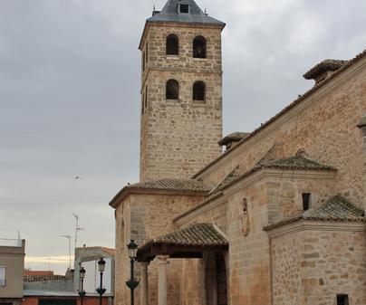 Iglesia de San Martín Obispo en Lillo
