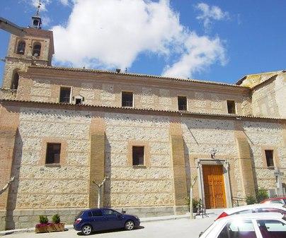 Iglesia de San Pedro Apóstol en Novés