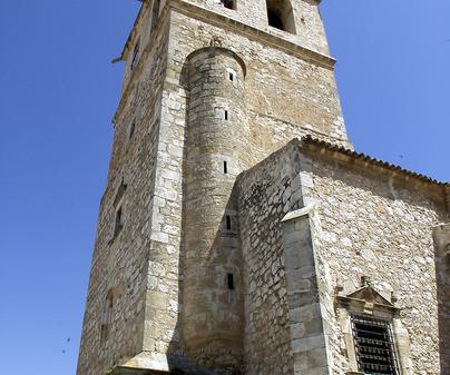 Iglesia de Santiago de Quintanar de la Orden