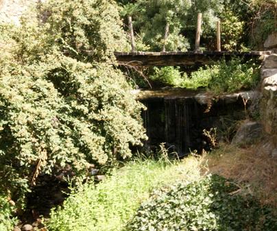 Parque del Batán de El Real de San Vicente