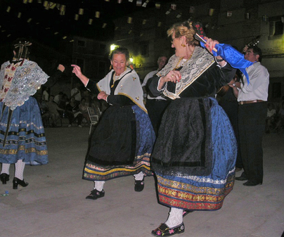 Bailes en Torralba de Oropesa