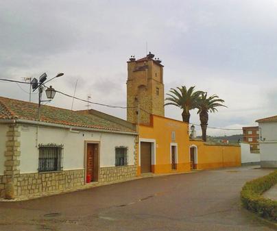 La Torre del Cura de Alcaudete de la Jara