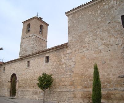 Ermita de la Virgen del Sagrario en El Romeral