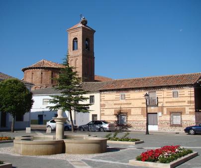 Iglesia de Cubillo de Uceda