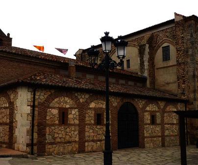 Iglesia de Málaga del Fresno