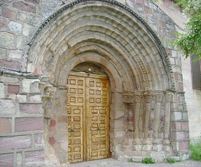 Iglesia de parroquial de Riba de Saélices