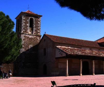 Iglesia de San Bartolomé en Valdenuño Fernández