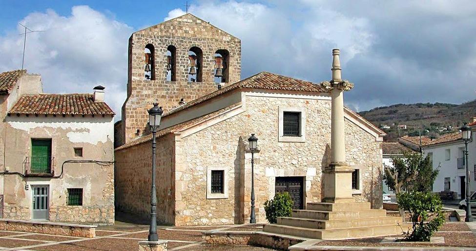 Iglesia de San Pedro en Hontoba
