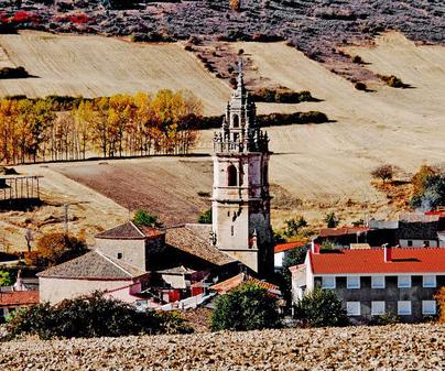 Iglesia parroquial de Nuestra Señora de la Purificación de Escamilla