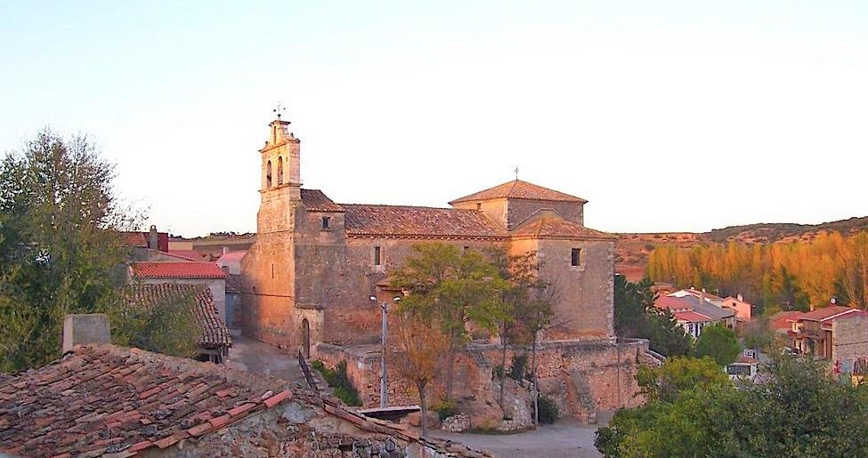 Iglesia románica de las Inviernas
