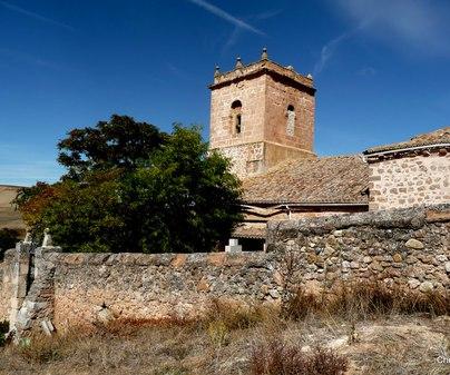 Iglesia románica de San Bartolomé en Jirueque