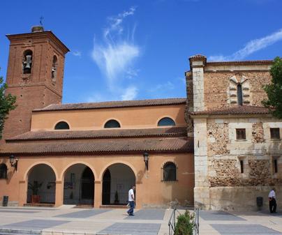 Palacio de los Ramírez de Arellano en Marchamalo