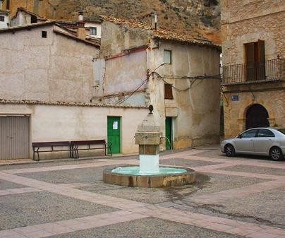 Plaza de Chillarón del Rey
