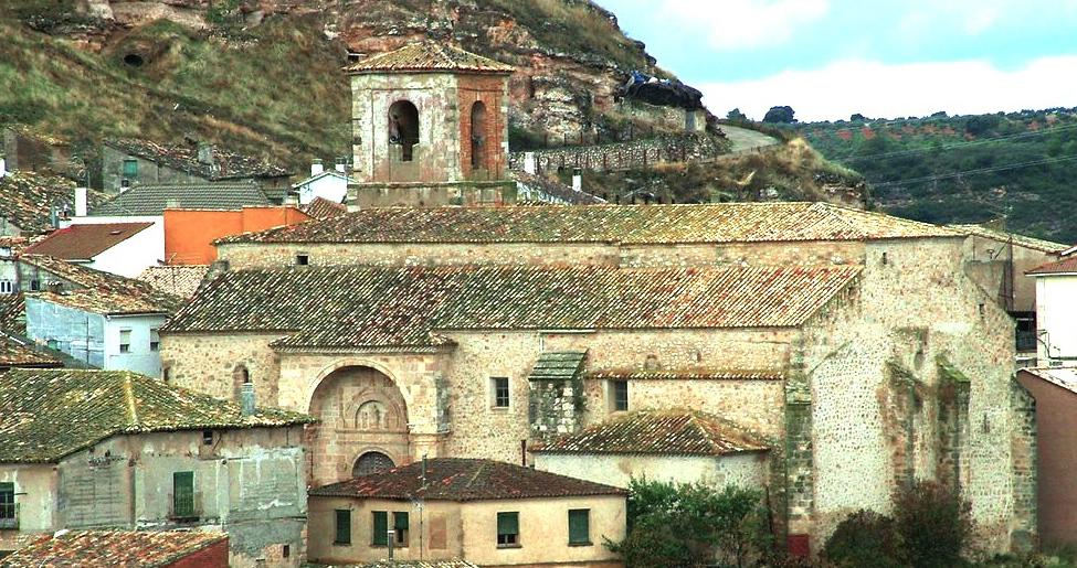 Iglesia de Santa Eulalia de Mérida en Peñalver