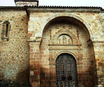 Iglesia parroquial Santa Eulalia de Mérida