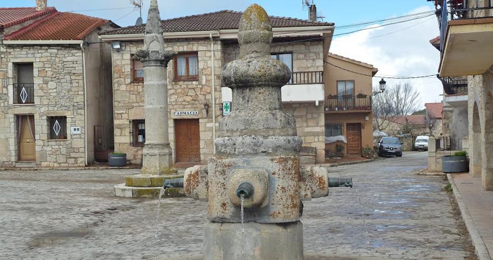 Plaza de Galve de Sorbe