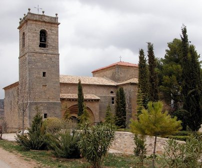 Iglesia de Santo Domingo de Silos en Millana