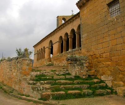 Iglesia de la Asunción en Pinilla de Jadraque