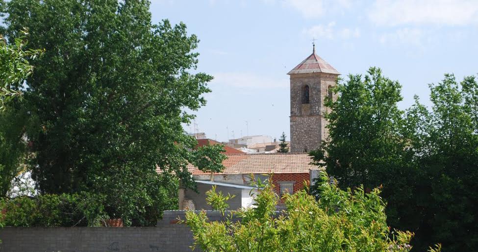 Iglesia de la Asunción de Santa María de los Llanos