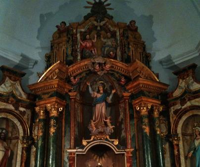 Iglesia de la Asunción de La Almarcha