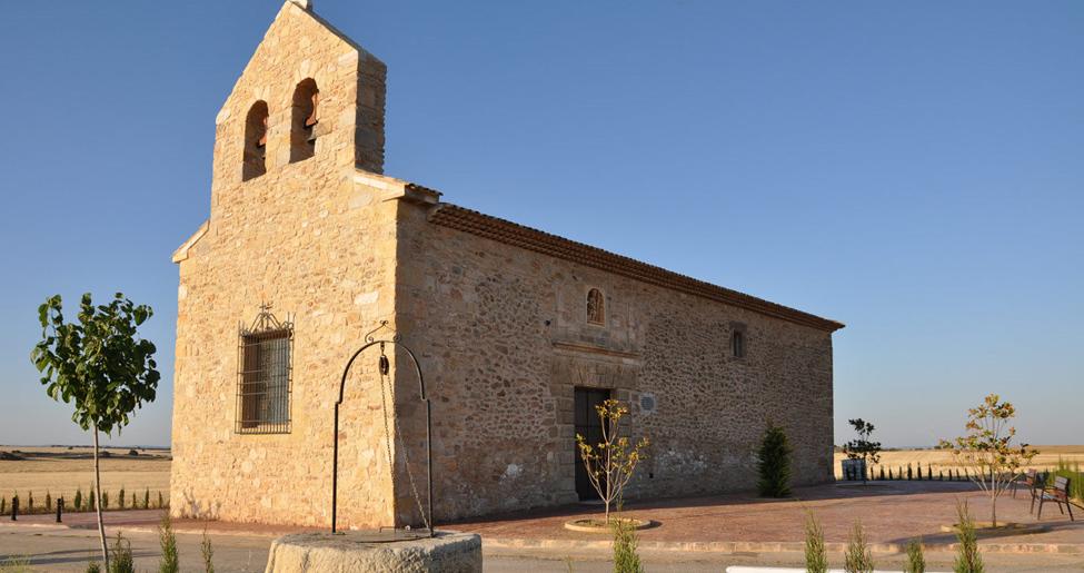 Iglesia de Nuestra Señora de la Asunción en Tébar
