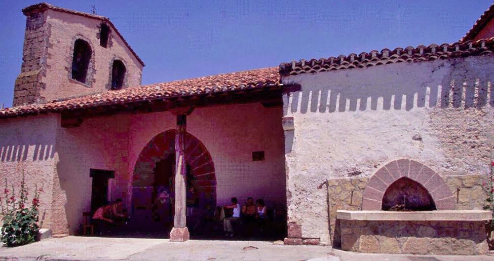 Iglesia de Nuestra Señora de la Asunción en Valdemeca